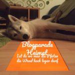 Heimat [Blogparade Anwolf]