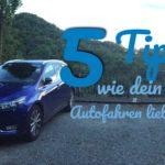 5 Tipps wie dein Hund das Autofahren lieben lernt
